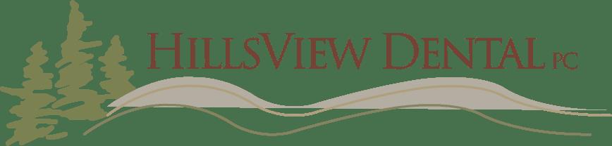 HillsView Dental Logo 4